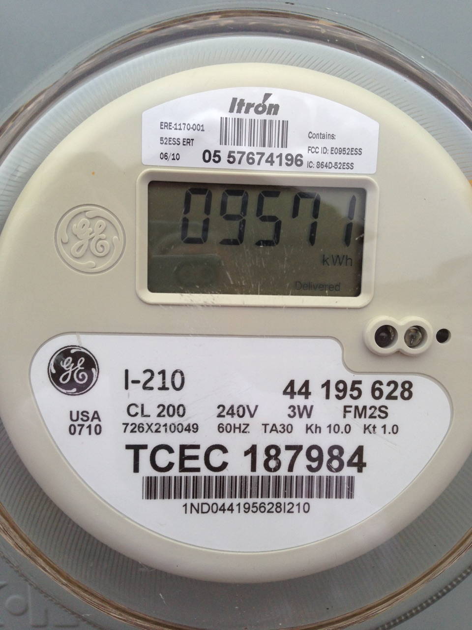Smart Meter RF Radiation Safety