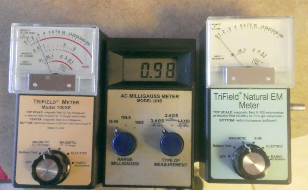 EMF Meters Home Inspector