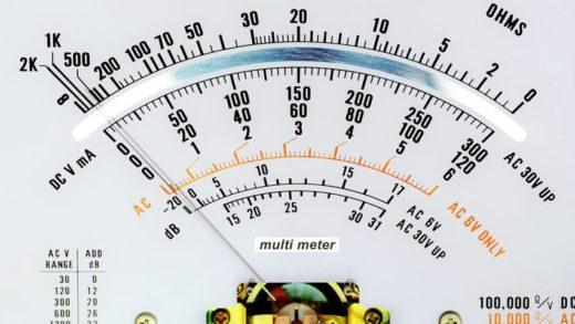EMF Meter Calibration