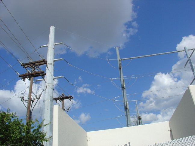 EMF from High Voltage Power Lines