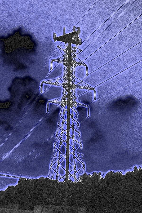 Powerline Cell Phone RF Surveys