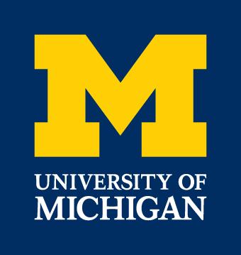 University of Michigan Physics logo