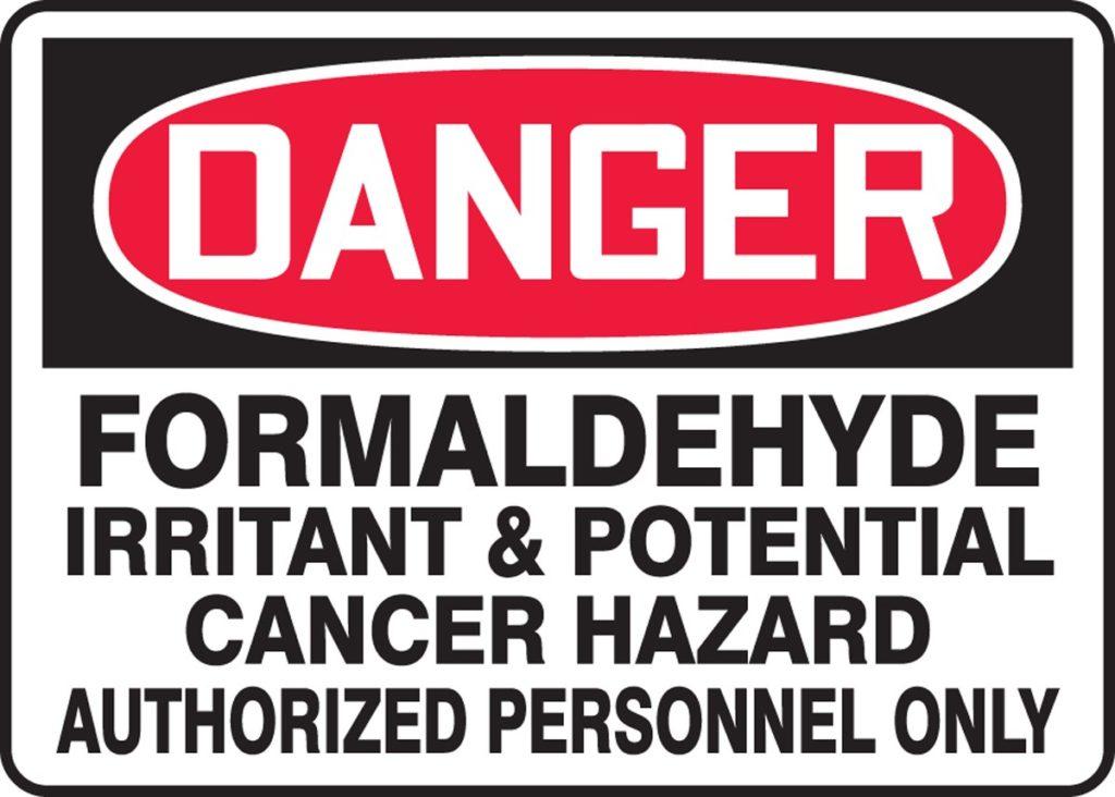 Formaldehyde Air Quality Testing Houston Dallas Austin