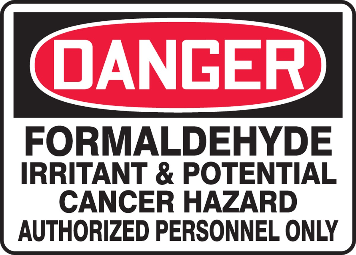 Formaldehyde Indoor Air Quality