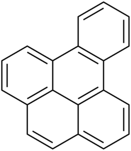 Harmful Toxic Airborne Chemical - Structural Diagram