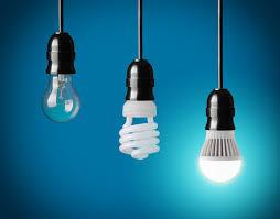 EMF in Incandescent CFL LED Bulbs