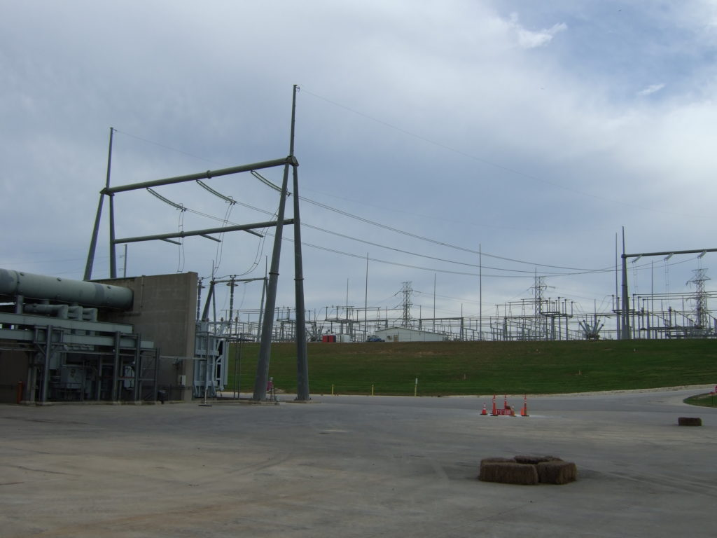 EMF Magnetic Electric Fields 60 Hz from High Voltage Lines