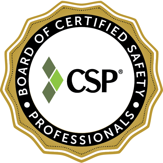 Certified Safety Professional - CSP
